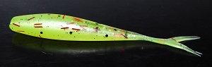 """Bonehead 2.5"""" Minnow - Confetti Chartreuse 16pk"""