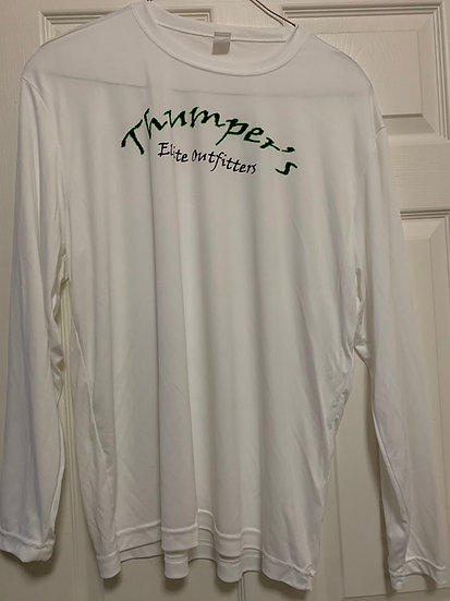 Thumper's Elite Outfitters Long Sleeve  Sun Shirt