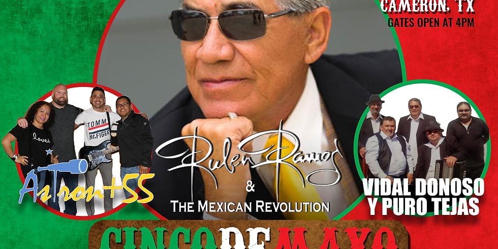 Ruben Ramos & The Mexican Revolution