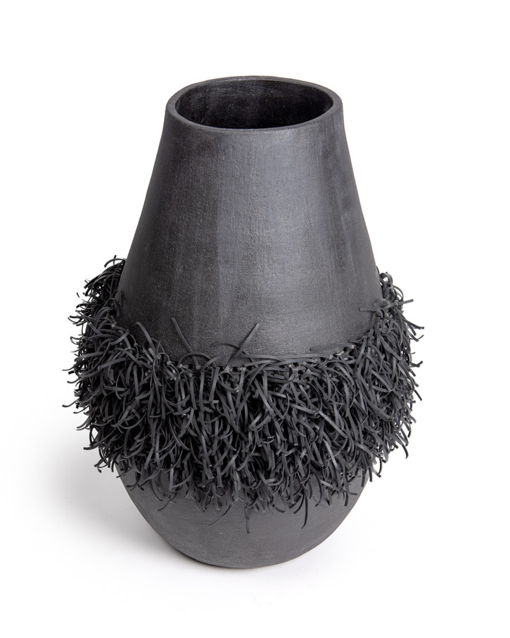 Vase with Rubber. 2019