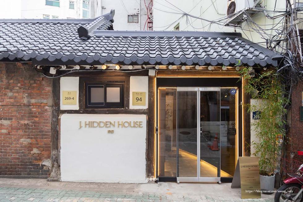 J.HIDDEN HOUSE