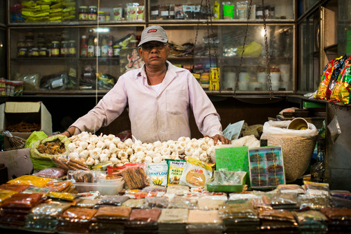 Madgaon market