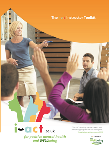 The 144-page i-act instructor toolkit