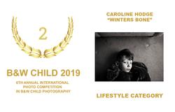 2nd place - Winters Bone - Caroline Hodge