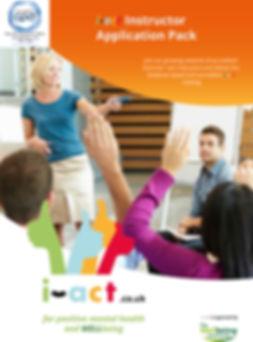 i-act Instructor Application Pack (Web v