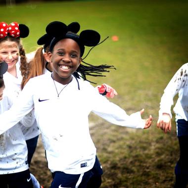 Disney 'More Girls in Football'