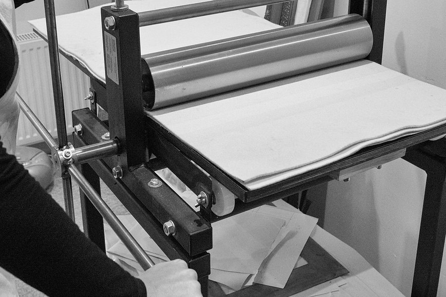 Workshop gennytheprintmaker