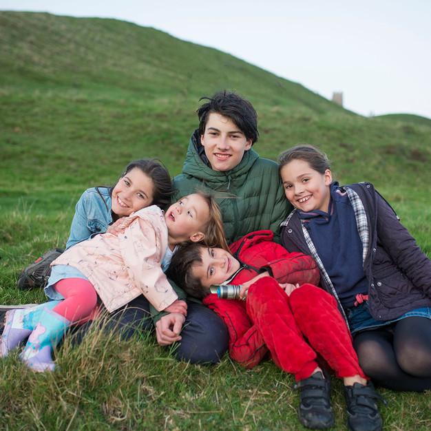 Family Fun, Glastonbury, England