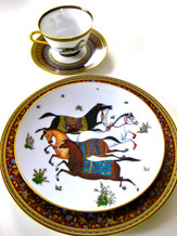 cheval d'orient . Edition