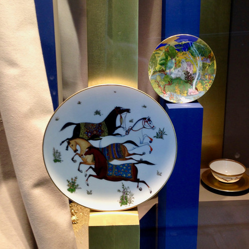 Une vitrine Cheval d'Orient