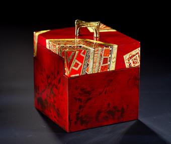 NRH boite cube-haut 15cm largeur 15cm- 2