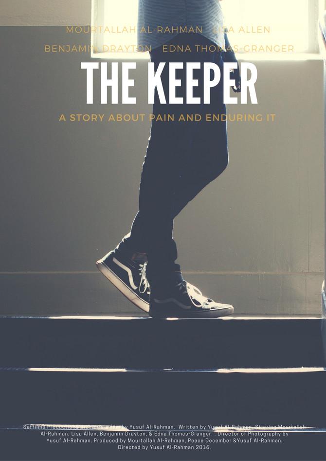 The Keeper: Ending Gun Violence