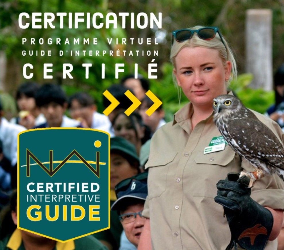 Guide d'interprétation certifié - NAI