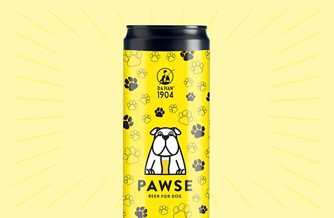 Pawse - Birra per Cani