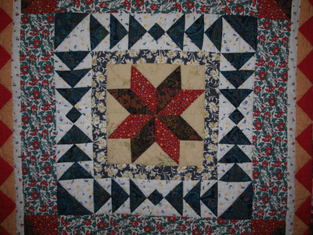 P – is for Patchwork
