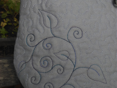 Q – is for Quilting