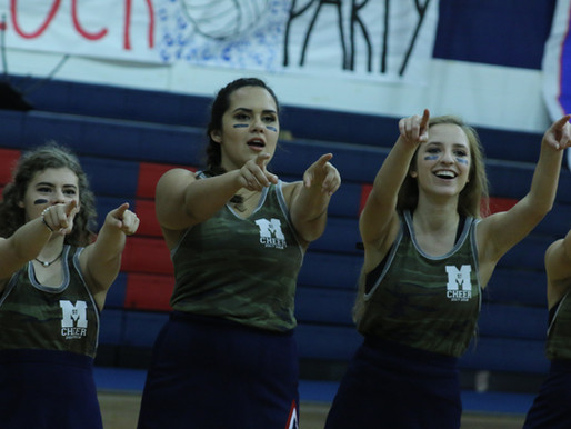 First pep rally shows spirit for fall sports