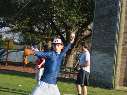 Baseball team rebuilds, retools for 2017 season