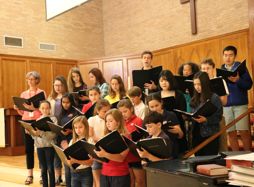 LaBruyère brings joy, guides choir to success