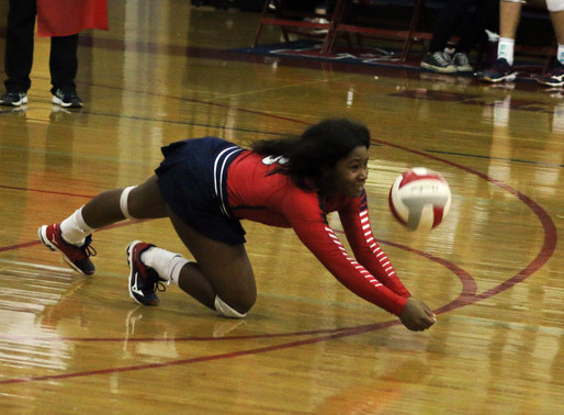Volleyball goes to playoffs for the first time in six years