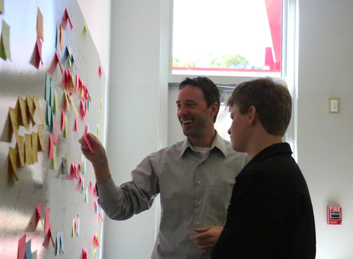 Mason uses design thinking on a global scale