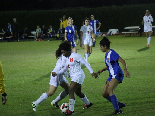 Men's and Women's soccer teams grow in size
