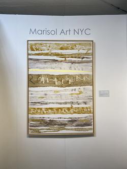 HFAF 2021 - Marisol Art NYC - Stand P9 - Artwork by Veronica Murphy