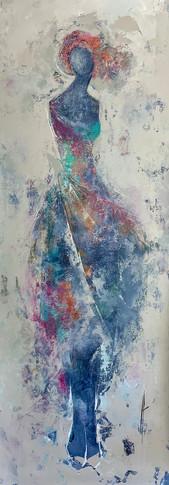 Multicolor (Blue)
