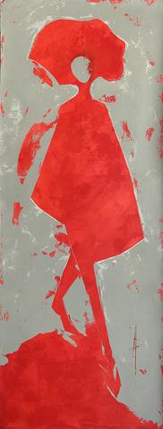 Scarlet V
