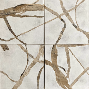 Subtle Tree Barks I-IV (Cortezas Sutiles I-IV)