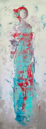 Woman Multicolor I