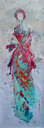 Woman Multicolor III