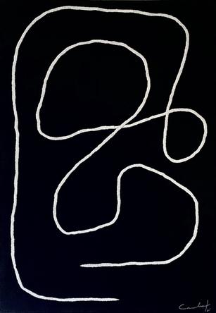 Doodle LII - SOLD