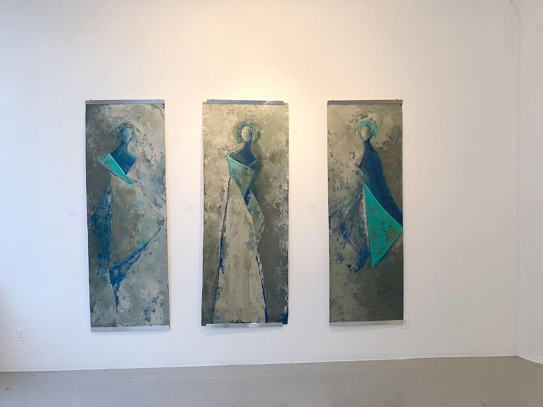 Caelum Gallery - Firenze I II III