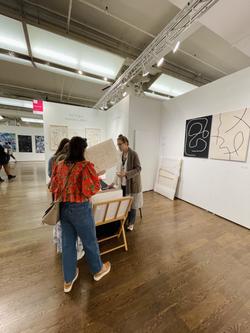 Marisol Art NYC - Stand B36 - Day 3