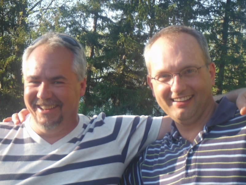 Joe & Jason