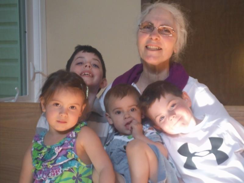 Georgia & children