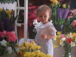 Nevin & the Paschal flowers