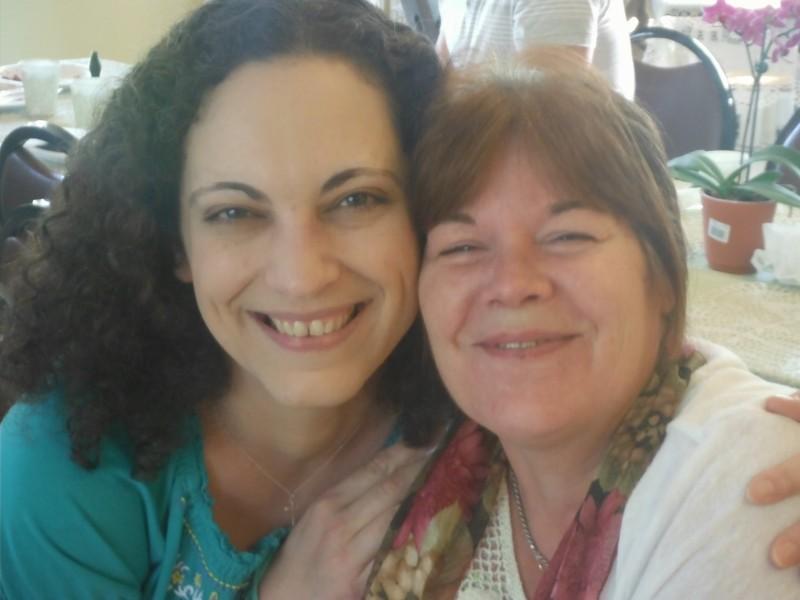 Terri & Patti