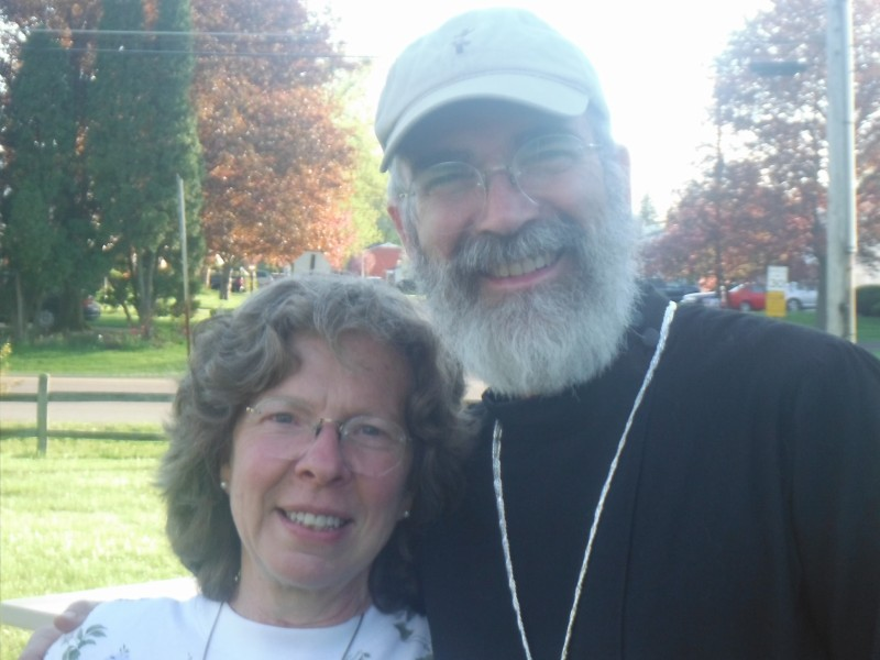Fr. Peter & Pda. Mary
