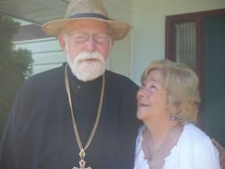 Fr. Philip & Pda. Jenny