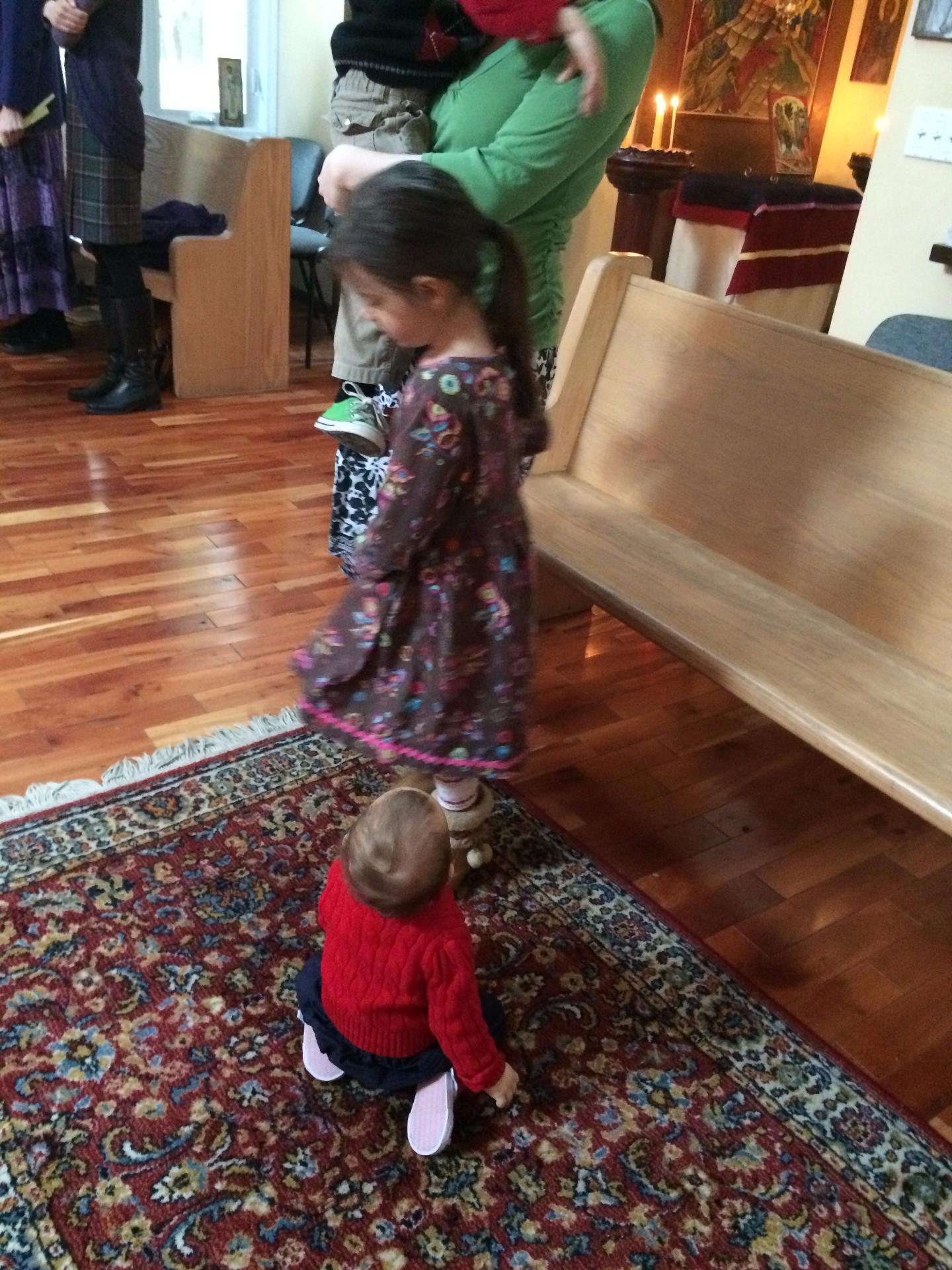 Elizabeth & Ekaterina