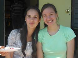Jessica & Athena