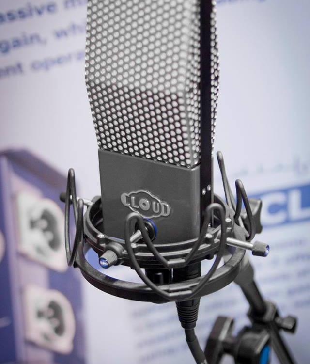 Cloud Microphones JRS 34P