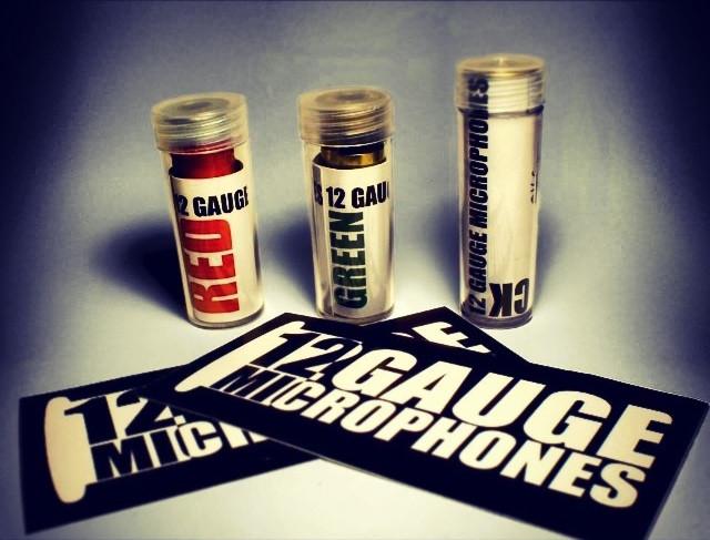 12 Gauge Microphones