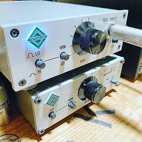 Triton Audio + Blackvolt Audio