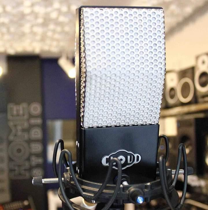 -34 Cloud Microphones