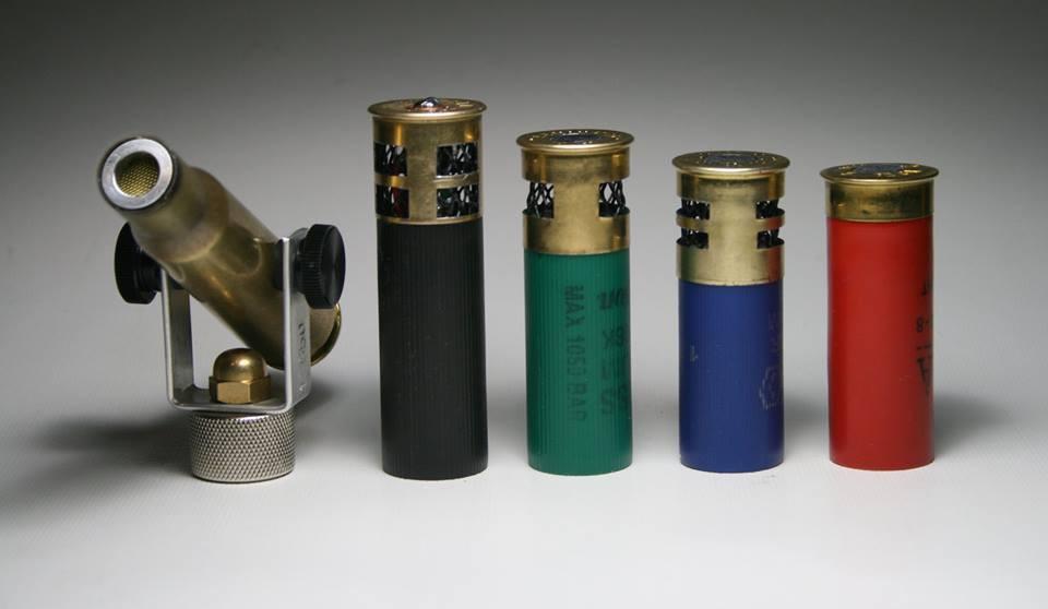 All 12 Gauge Microphones