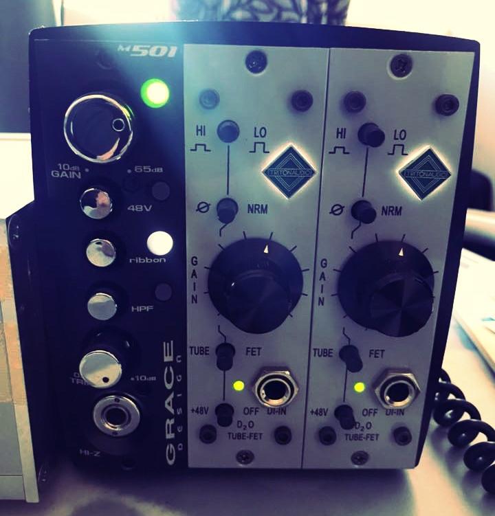 D20 Triton Audio