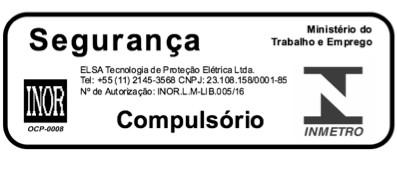 ELSA is re-certified by INMETRO